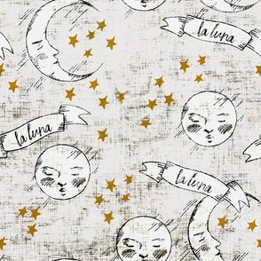 zodiac_la_luna_light gold stars