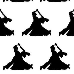 Ballroom Dancers // Large