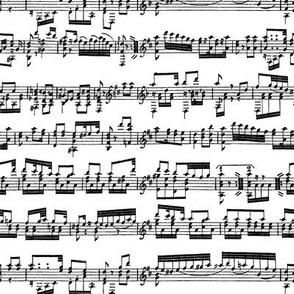 Sheet Music // Small