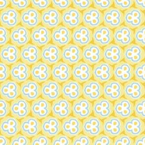 Lila yellow blue