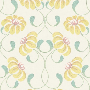 Dot Your 'Eyes' - Spring Vine (see flickr link for detail)