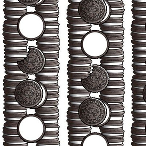 Cookie stripes and dots