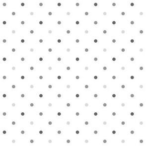 Small Grey Dots