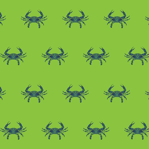 Stencil Crab large