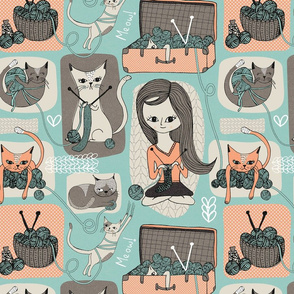Cats & Wool