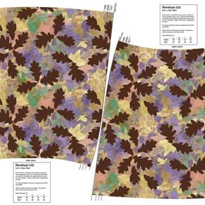 525 simple skirt leaves