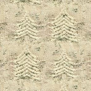 Siskiyou Trees Knit