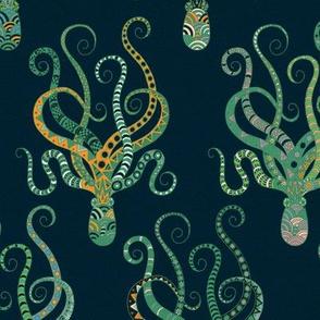 A Murky Octopus