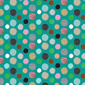 Textured Dots