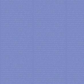 Hymn to Gaia (Blue Violet)