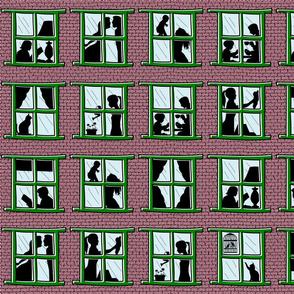 Dean's Windows Into Daily Life