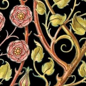 Briar Rose ~ Black