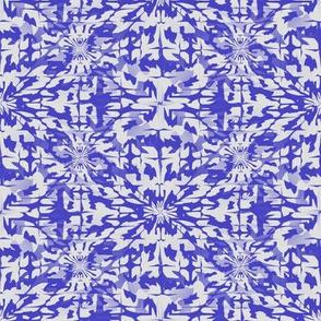 Batika (Blue)