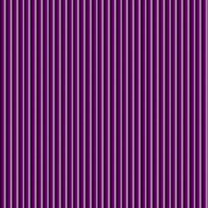 Purple Butterfly Microstripe