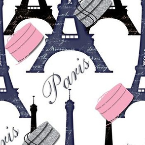 Paris Hat Boxes