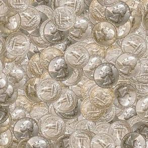 Dean's Silver Quarters
