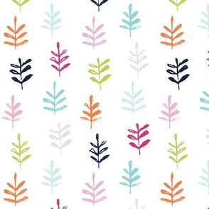 Sprigs - colorful Smaller