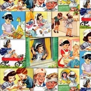 Vintage Nurse Nancy