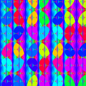 Multicolored Eclipses