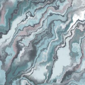 marble texture streaks blue