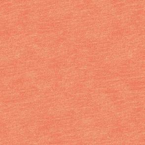 crayon texture - vermilion and cream