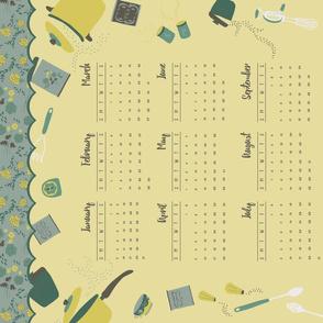 2016 Kitchen Calendar - Skylark