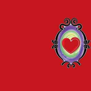 FQ Mirror Heart