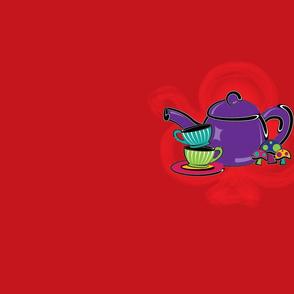 FQ Teapot