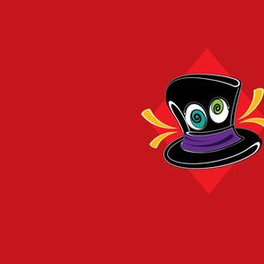 FQ Crazy Top Hat