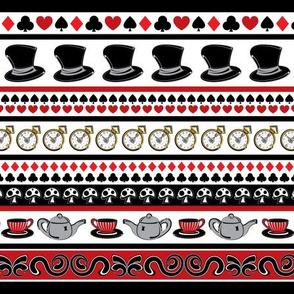 Coordinate Aztec Pattern