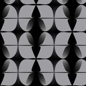 Sumoshell (Gray on Black)