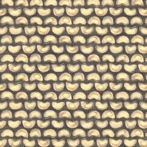 Brown Purl Stitch