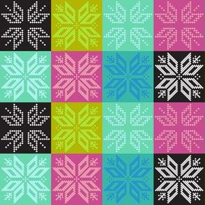 Scandinavian Plaid (Colors)