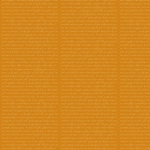 Hymn to Gaia (Orange)