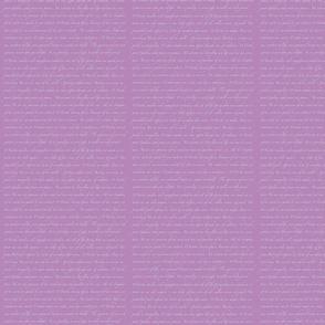 Hymn to Gaia (Purple)