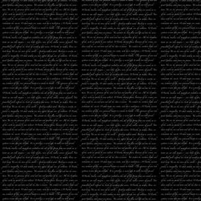 Hymn to Gaia (Black)