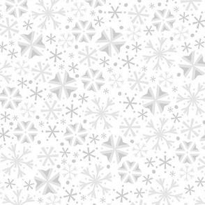 Silver Snow (Light)
