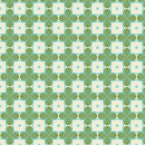 Floral Circles by Friztin