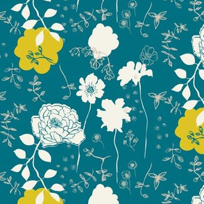 Chinoiserie Chic blue