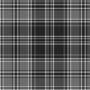 """6"""" Drummond grey tartan"""