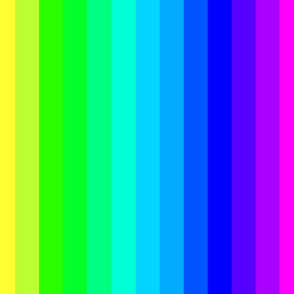 Best Colors Rainbow Stripe