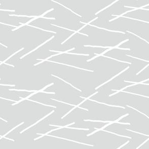 sticks white on grey ss16
