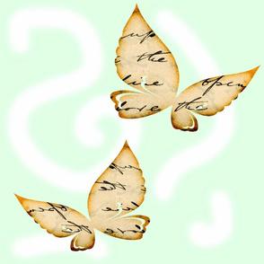 Mint Butterflies