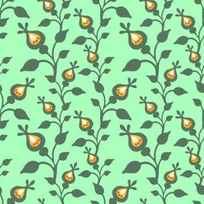 Rose Hip Green