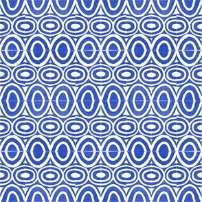 circle block repeat cobalt