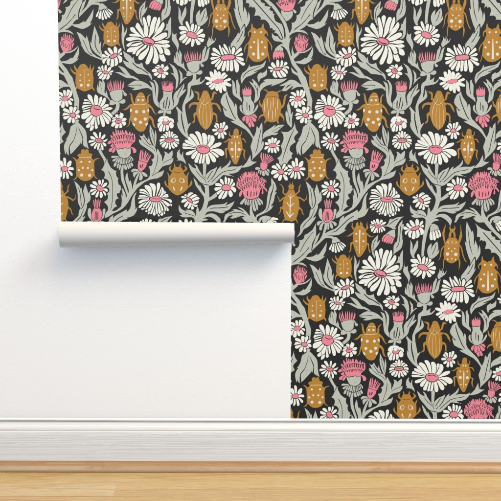 Garden Flowers Floral Traditional William On Isobar By