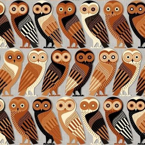 Owls of Athens Custom Scale