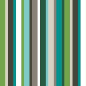 Woodland Stripes (Summer)