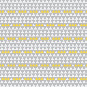 Triangles white