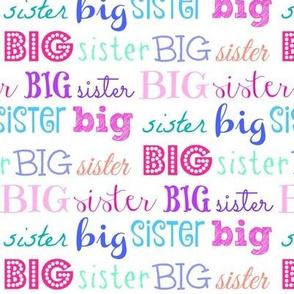 big sister //